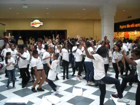 World AIDS DAY NAACP 3721 Youth Council Flash Mob