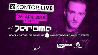 House & Fun w/Jerome at Kontor Live #74