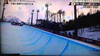 ショーンホワイト ソチ予選一回目 ショーン・ホワイト 検索動画 19