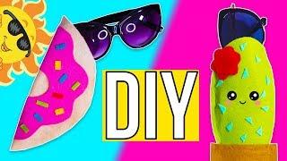 DIY яркие чехлы для очков / Летний DIY / Бюджетные чехлы 🐞 Afinka