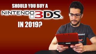 Should You Buy a Nintendo 3DS in 2019?