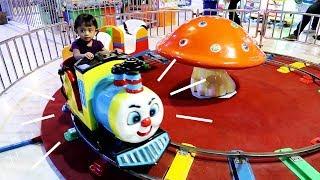 Lagu Anak Naik Kereta Api Thomas