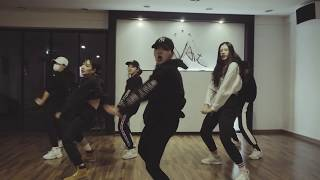 Pull Up by Cardi B | Choreography by EunHyung O | Savant Dance Studio (써번트 댄스 스튜디오)
