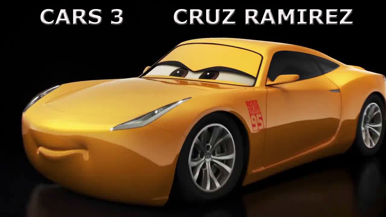 cars 3 cruz ramirez 2017 teaser trailer puzzle youtube. Black Bedroom Furniture Sets. Home Design Ideas