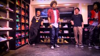 Les Twins   Meet & Greet + Dance with Brand New Mind @ Vlado Footwear