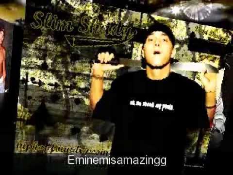 Eminem And Alaina Mathers On Shade 45 :)