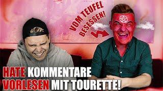 Tourette REAGIERT auf HATER Kommentare! 😂 Gisela gesteht Dämonische Besessenheit!