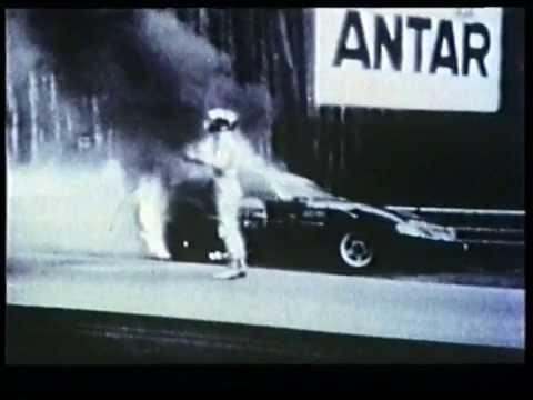 Vic Elford talking about Jo Bonnier's fatal crash at Le Mans 1972