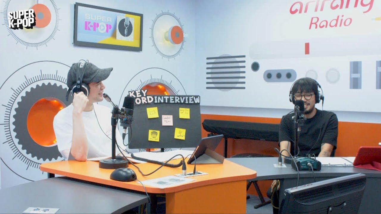 [Super K-Pop] LambC (램씨)'s Full Episode on Arirang Radio!
