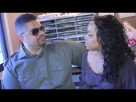 Jeannie Jones interviews Heavy D