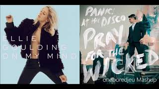 My Hopes - Ellie Goulding vs. Panic! At The Disco (Mashup)