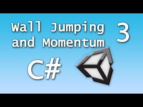 [Beginner-Intermediate] Wall Jumping and Momentum--Simple 3rd Person Platformer | Tutorial Element 3