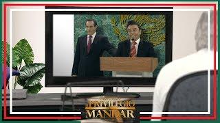 Dedazo vs dedito | El Privilegio de Mandar thumbnail