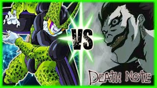 perfect-cell-vs-ryuk-death-note