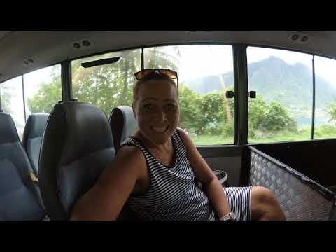 Mo'orea island French Polynesia - Paul Gauguin French Polynesia Cruise  July 13, 2017