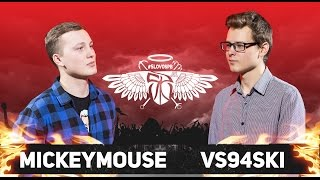 #SLOVOSPB - MICKEYMOUSE vs VS94SKI (КВАЛИФИКАЦИЯ)