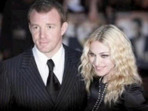 Madonna and Guy Ritchie split