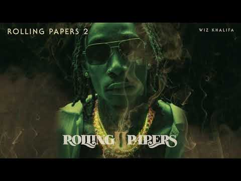 Wiz Khalifa  Rolling Papers 2  Audio