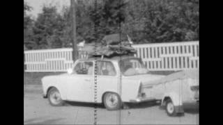 Mobilität in der DDR (8mm Farbe/sw)