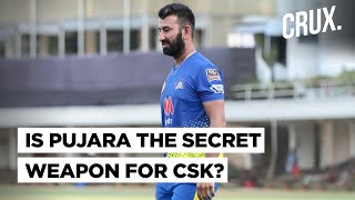 Pujara Hitting Sixes: Under Dhoni Will He Become CSK's Secret Weapon for IPL 2021