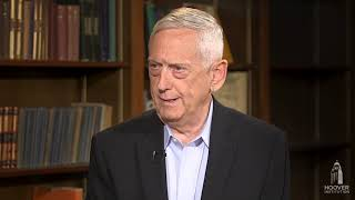 Gambar cover Jim Mattis on Call Sign Chaos: Learning to Lead