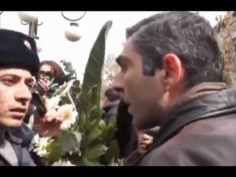 Победа действующего президента и протесты в Армении