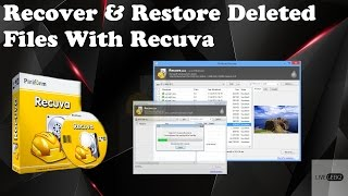 Recover & Restore Deleted Files With Recuva - ඔබට අහිමි වු දත්ත නැවත ලබාගන්න.