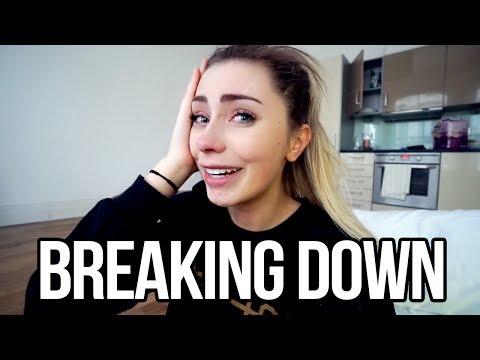 MOVING VLOG: Breaking Down