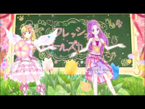 Aikatsu! Shining Sky on The G String