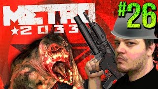 WORST LIBRARY EVER! METRO 2033 Redux Gameplay Walkthrough Part 26