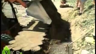 Георешетка для укрепления берегов, откосов, склонов(, 2012-01-07T15:00:20.000Z)