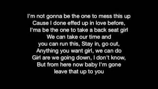 FULL SONG: Chris Brown - Up 2 You Lyrics From His F.A.M.E. Coming out on March 22
