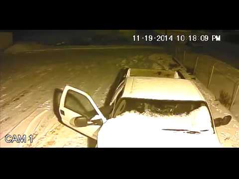 EDMONTON ~ASSIST TO IDENTIFY~ Truck Theft Video