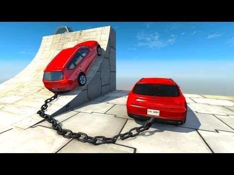 High Speed Jump Crashes BeamNG Drive Compilation #3 (BeamNG Drive Crashes)