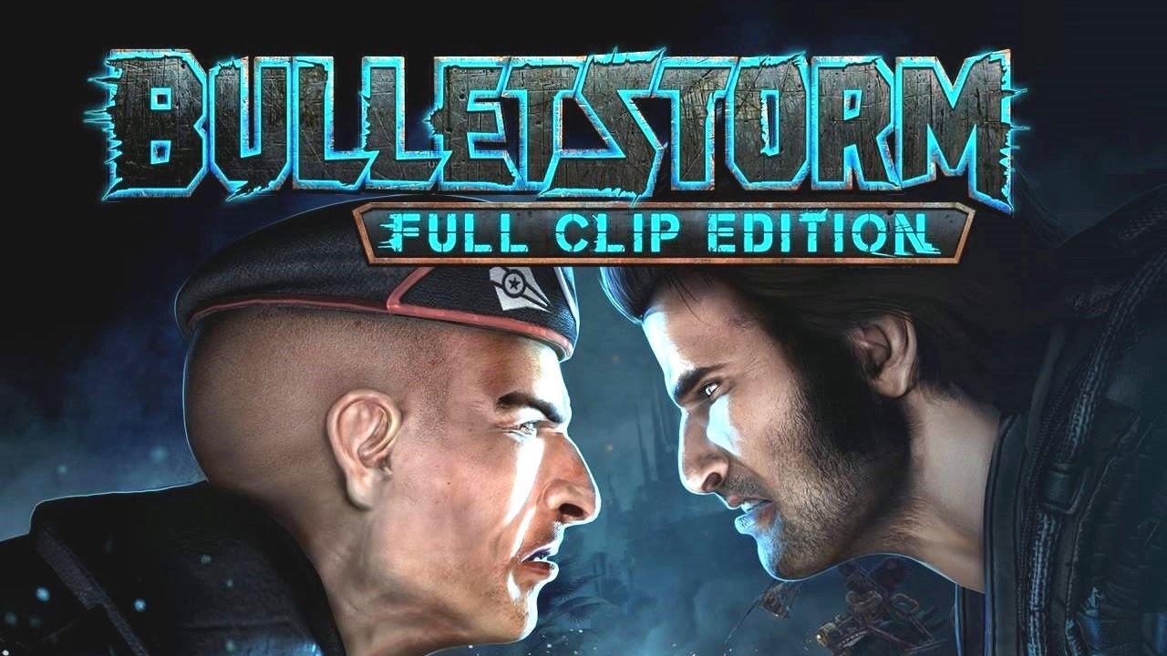 Bulletstorm: Full Clip Edition All Cutscenes (Game Movie) PS4 PRO HD