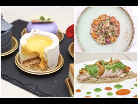 Antoinette - New Dishes Celebrating Singapore's Culinary Heritage