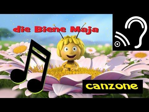 TEDESCO FACILE #79 - LA CANZONE DELL'APE MAIA