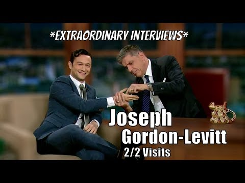 Joseph Gordon-Levitt Is Impressed By Craigs Improvisation - 2/2 Visits In Chronological Order [720]