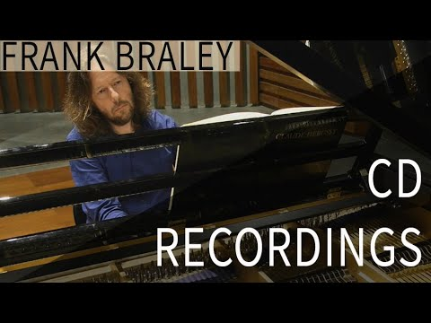 "Frank Braley talking about his CD recording and performing Debussy's ""La cathédrale engloutie"""