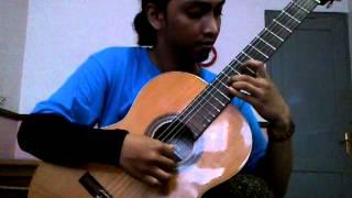 gitar klasik Mayor 4 seni musik UNJ