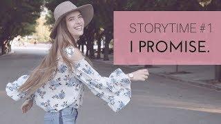 I PROMISE. #1 STORYTIME | Anastasia Tsilimpiou