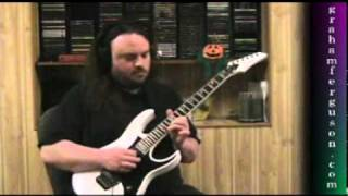 """""""Train of Consequences"""" Megadeth cover"""