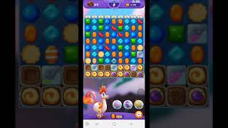Candy Crush Friends Saga Level 313 - No Boosters