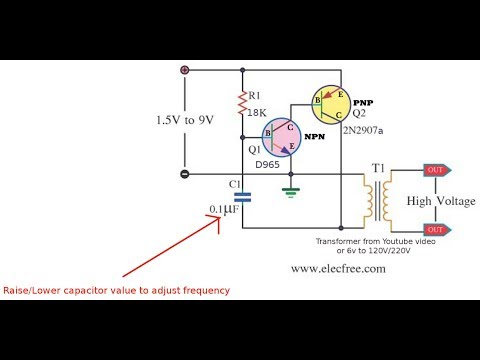 Hqdefault on Dc Ac Inverter Circuit Diagram