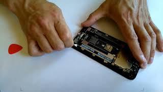 Asus Zenfone 2 -výměna nabíjecího portu micro USB