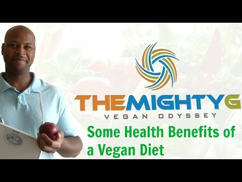 What Are Some Health Benefits of a Vegan Diet