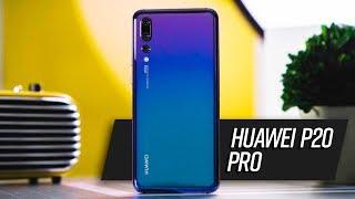 Huawei P20 Pro: Crazy Color and Impressive Cameras