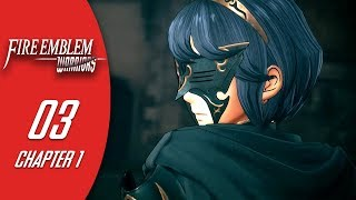 Fire Emblem Warriors [Walkthrough #03] Chapter 1: Home In Ruins