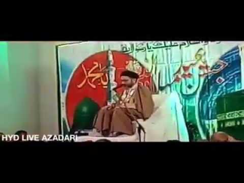 Allama Shehnshah Hussain Naqvi 17 Rabi Ul Awal Meelad At Ali Palace Qasimabad [17 Dec 2016]
