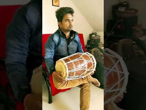 Haal Kya Hai Dilo Ka Na Pucho Sanam Song Dholak Player Umesh Pawar